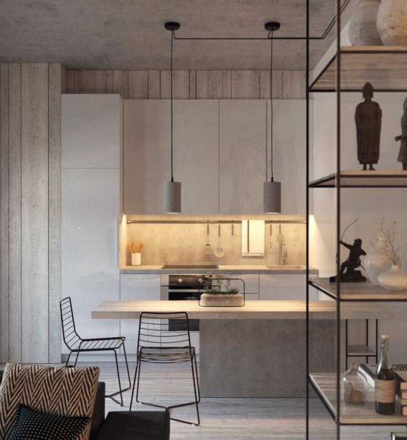 C 39 luce e luce qualche consiglio per illuminare casa c 39 luce e luce nel progetto parma - Illuminazione sottopensile cucina ...