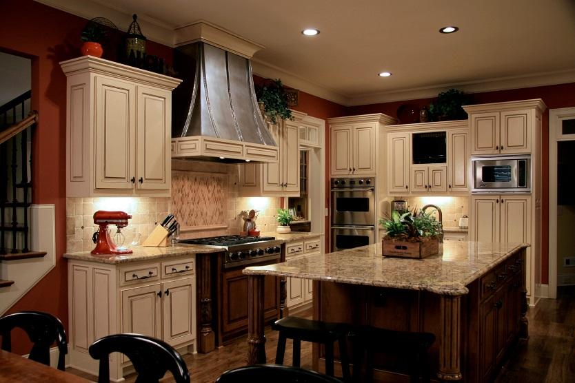 Come illuminare la cucina