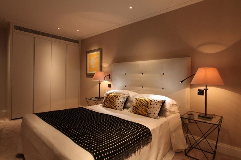 consiglli per illuminare la camera da letto